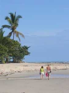 When you buy Mexico Real Estate, it is easier to take strolls on the beach